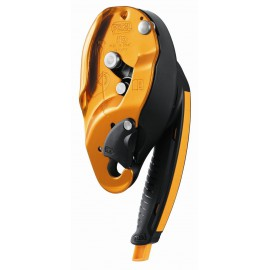Descendeur I'D corde10 à 11,5 orange PETZL