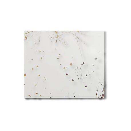 Feuille de Mica taché 80x140 mm