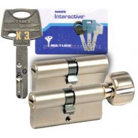 Cylindre Mul-T-Lock Interactif 33x33