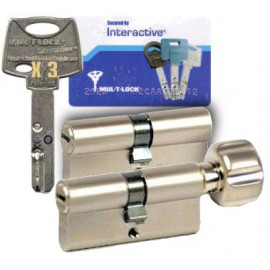 Cylindre Mul-T-Lock Interactif 35x35