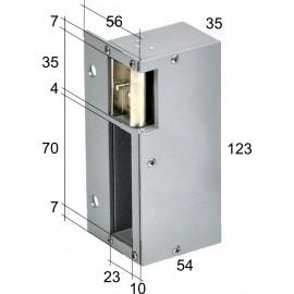 Gâche électrique FEB reversible verticale
