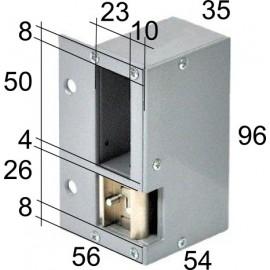 Gâche électrique reversible horizontale FEB