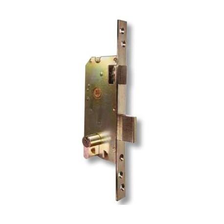 Serrure pour cylindre europ en liona fouillot axe 40 mm - Cylindre serrure dimension ...