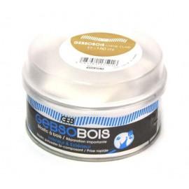 Pâte à bois GEBSOBOIS couleur Chêne clair 150 ml