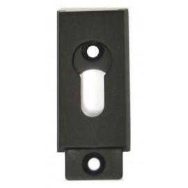 Cache Entree bronze 2 pieces 5.5 mm pour cylindre européen