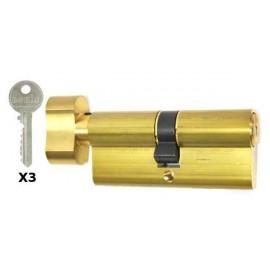 Cylindre 35x35 PTT à bouton