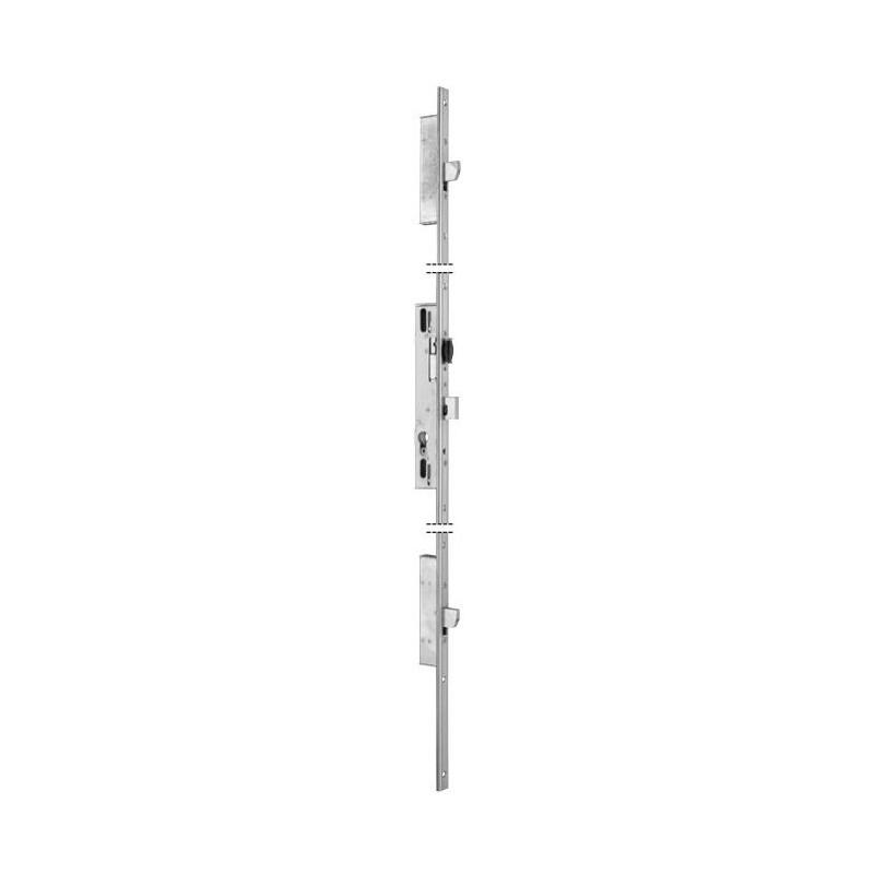 serrure larder 3 points p ne dormant rouleau 39mm m talux. Black Bedroom Furniture Sets. Home Design Ideas