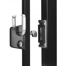 Serrure pour portail coulissant LOCINOX LSKZ U2 pêne 80 mm