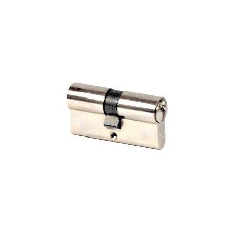 Cylindre Vachette 40x40 à 2 entrées nickelé