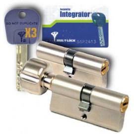 Cylindre Mul-T-Lock Integrator 33x33