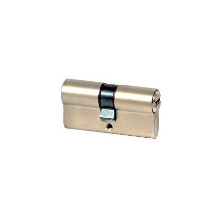 Cylindre Iseo R6 35x45 à 2 entrées nickelé