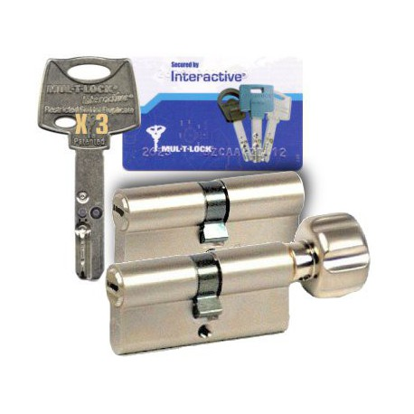 Cylindre Mul-T-Lock Interactif 31x65