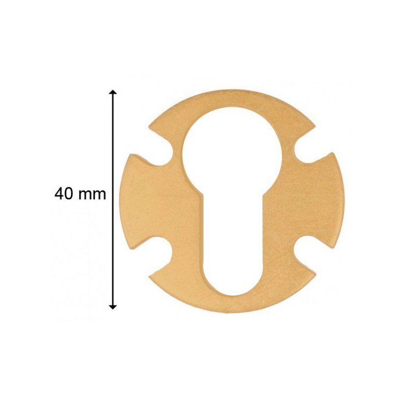 entretoise pour serrure 7 points s rie 700 mul t lock. Black Bedroom Furniture Sets. Home Design Ideas