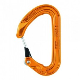 Mousqueton Ange S orange PETZL