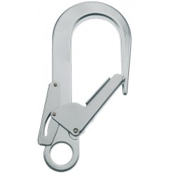 Mousqueton alu BIG HOOK 60mm CAMP