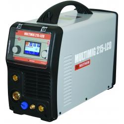 Poste à souder MULTIMIG 215 LCD + torche MIG 25 - 3m