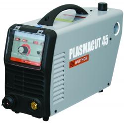 Découpeur plasma PLASMACUT 45 - 40A - ARC PILOT complet avec torche PT 60