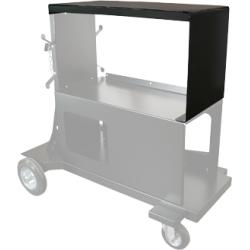 Rehausseur poste à souders pour chariot de transport AP-TROLLEY102869