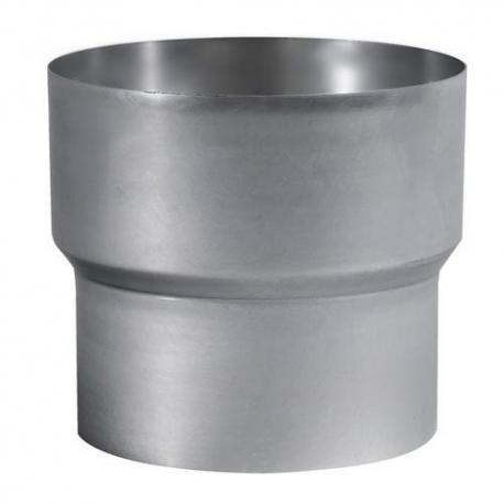 Réduction aluminiée Femelle 125 x Mâle 83