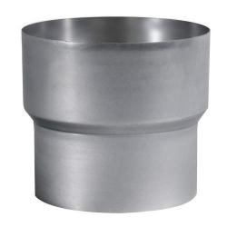Réduction aluminiée Femelle 180 x Mâle 125