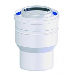 ADAPTATEUR Polypropylène/ALU diamètre 60M/100M - 80F/125F mm
