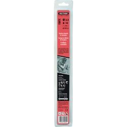 Electrode FONTE DIAM 3.2 mm L 350 10Pièces blister