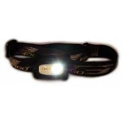 LAMPE FRONTALE BOXER 850 1 LED osram + 2 led