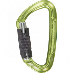 Mousqueton asymétrique alu 2 actions CLIMBING TECHNOLOGY