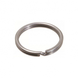 Anneau porté clé diamètre intérieur 8 mm