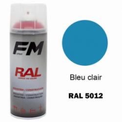 Bombe de peinture RAL 5012 Bleu clair - 400ml