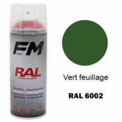Bombe de peinture RAL 6002 Vert feuillage - 400ml