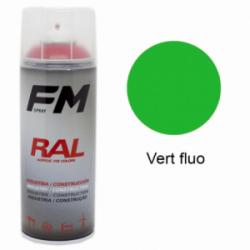 Bombe de peinture Vert fluo - 400ml