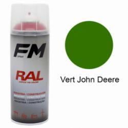 Bombe de peinture Vert John Deere - 400ml