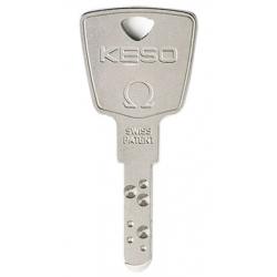 Clé Keso Omega JPM Livree Avec La Serrure