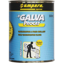 Peinture Galva brillant en pot 500ml