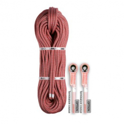 CORDE INDUST. 11mm 30m+ 2 TERM. COUSUES Rouge