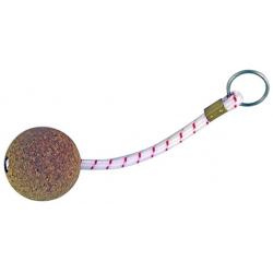 Porte clés flottant boule liège
