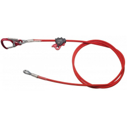 Cable Adjuster - Longe réglable armée 3m50