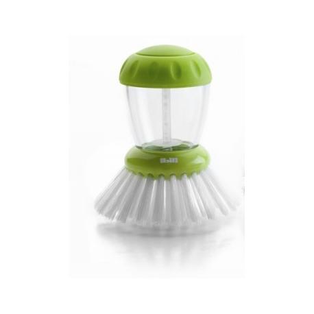 Brosse distributrice de savon