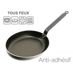 POELE POISSON CHOC RESTO - 36x26CM