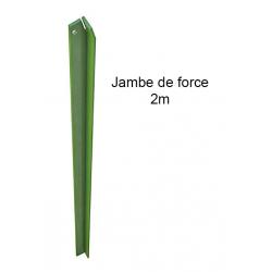 JAMBE FORCE VERT L25 2M00