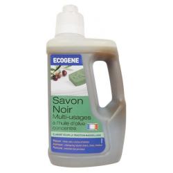 Savon noir multi-usage a l'huile d'olive - bidon 1 l