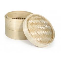 Cuiseur vapeur bambou 20cm
