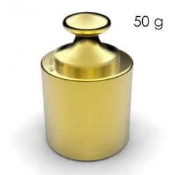 POIDS LAITON 50GR
