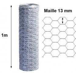 MAILLE HEXA.1M00 13 (en roul. 50m)