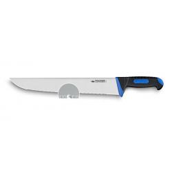 Couteau à poisson micro denté 35 cm