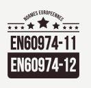 Norme-EN60974-1-PROARC185